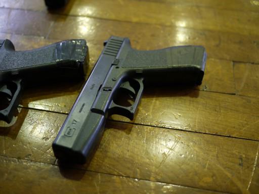 拳銃を使った犯罪ももはや人ごとではありません